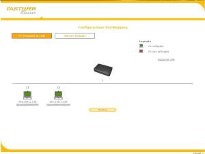 """Pagina """"Configura Router"""""""